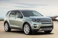Фото Land Rover Discovery Sport