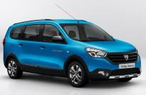 Фото Dacia Lodgy Stepway и Dokker Stepway