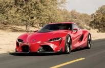 Фото Toyota FT-1 Sports Coupe