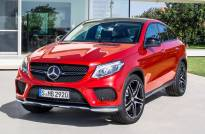 Еще фото Mercedes-Benz GLE Coupe