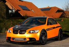 Суперкар BMW MH3 V8 RS Clubsport от Manhart Racing