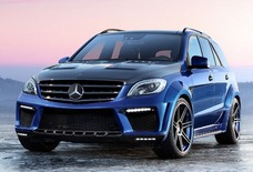 Тюнинг Mercedes-Benz ML 63 AMG от TopCar