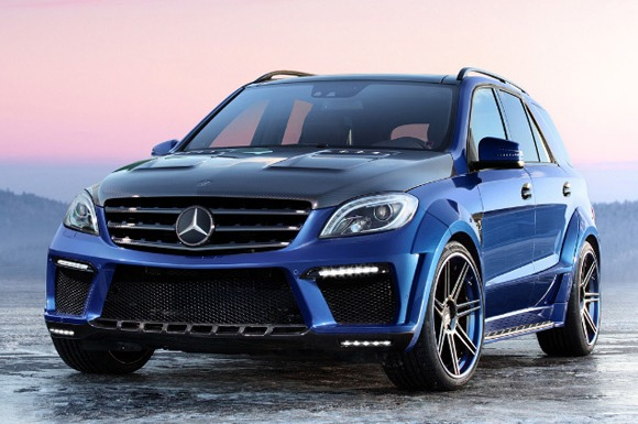 Mercedes-Benz ML 63 AMG Inferno