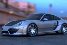 Porsche 911 от Anibal Automotive