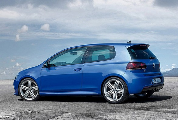 Новый Volkswagen Golf R