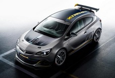 Opel Astra OPC Extreme - самая мощная Астра