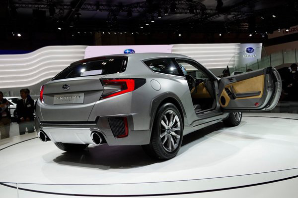 Subaru Sport Cross