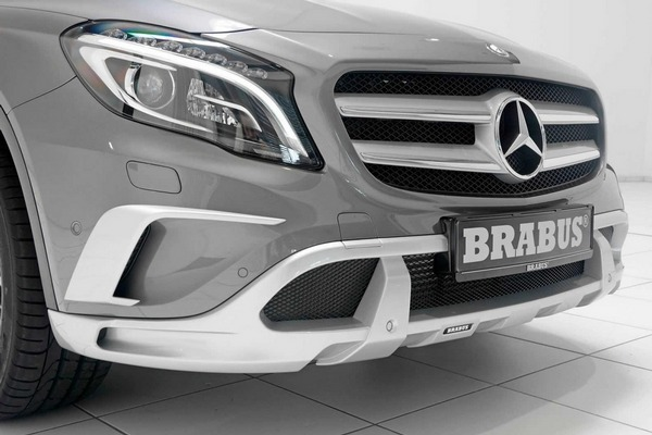 Brabus доработал Mercedes-Benz GLA