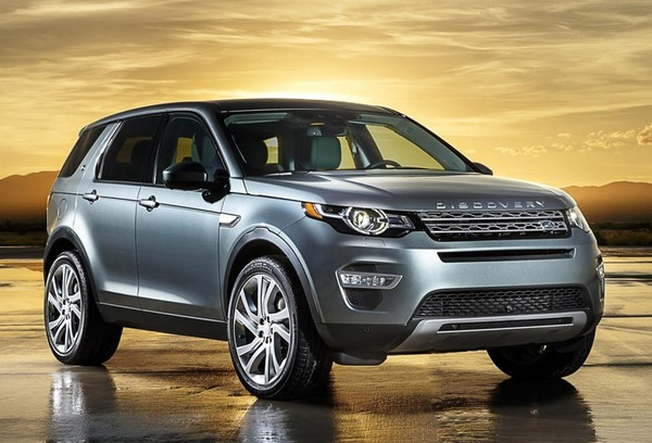 Land Rover Discovery Sport - Фото 1