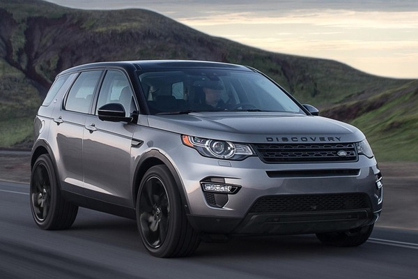 Land Rover Discovery Sport - Фото 3