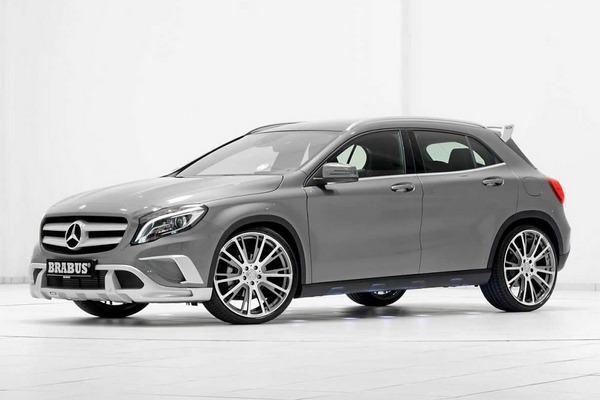 Mercedes-Benz GLA от Brabus