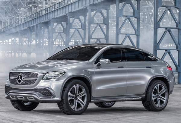 Mercedes-Benz Coupe SUV