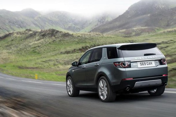 Land Rover Discovery Sport - Фото 4