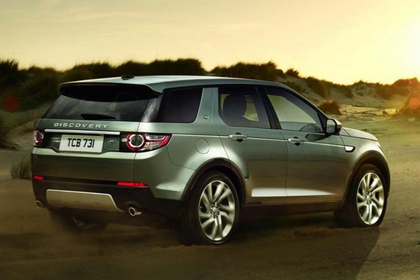 Land Rover Discovery Sport – замена Freelander