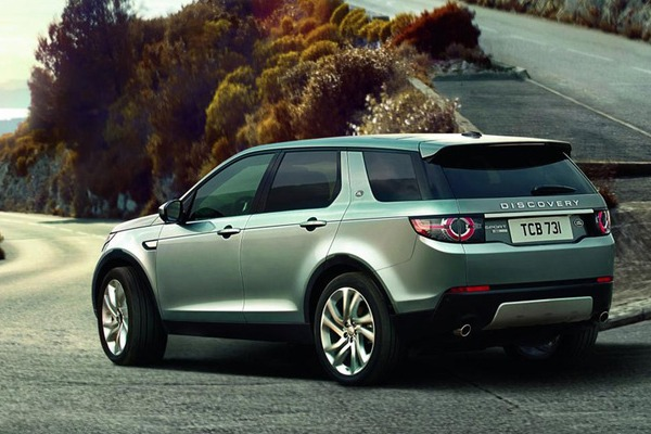 Land Rover Discovery Sport - Фото 2