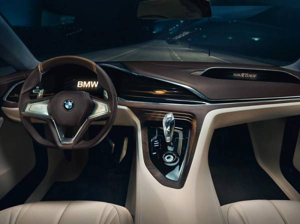 Пекин 2014: BMW Vision Future Luxury