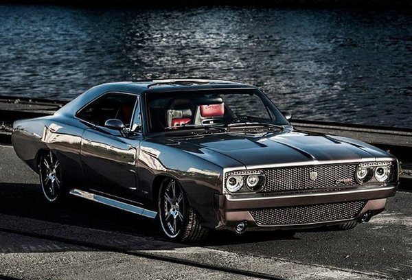 Dodge Charger GTS/R - Фото 1