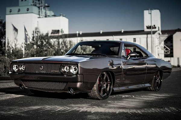 Dodge Charger GTS/R - Фото 2