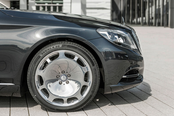 Mercedes-Maybach S-class - Фото 5