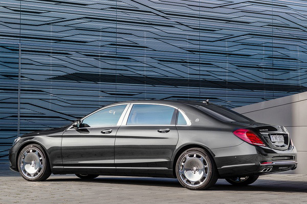 Mercedes-Maybach S-class - Фото 3