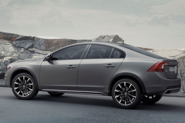 Volvo S60 Cross Country - Фото 4