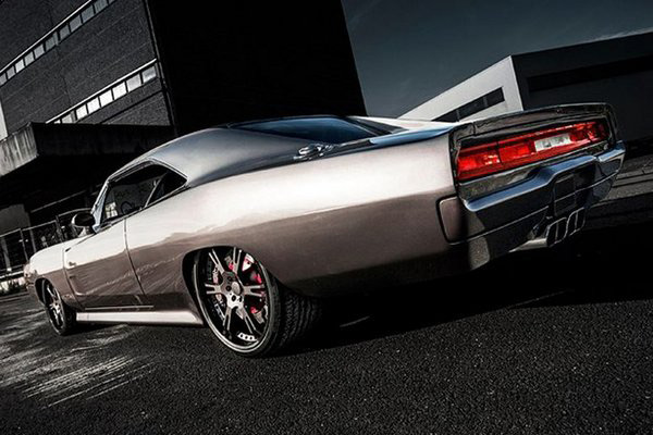 Dodge Charger GTS/R - Фото 3