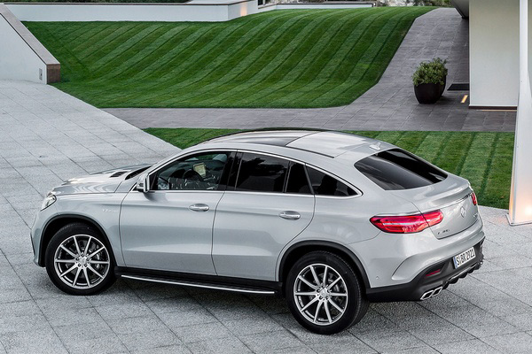 Mercedes-AMG GLE 63 Coupe - Фото 4