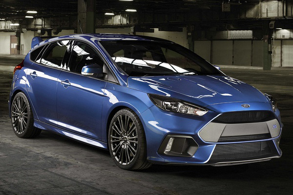 Ford Focus RS 2016 - Фото 3