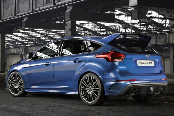 Ford Focus RS 2016 - Фото 2
