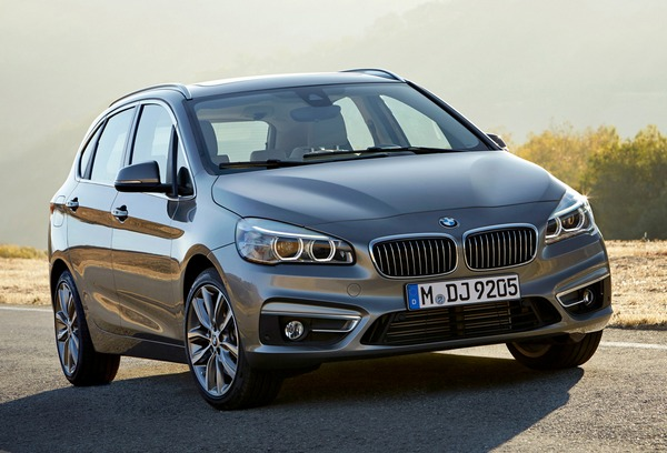 BMW 2-Series Active Tourer - Фото 1