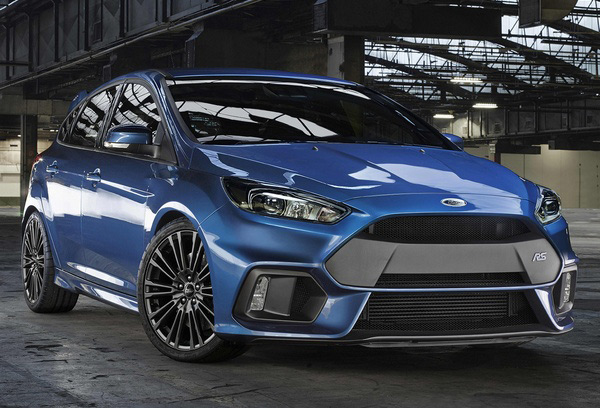 Ford Focus RS 2016 - Фото 1
