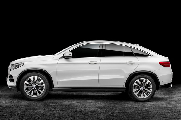 Mercedes-Benz GLE Coupe - Фото 4