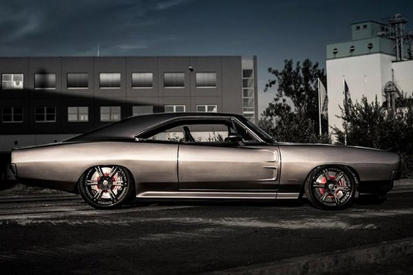Dodge Charger GTS/R - Фото 4