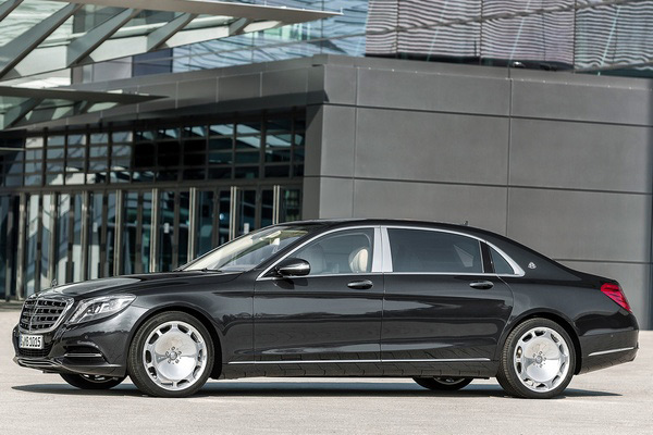 Mercedes-Maybach S-class - Фото 4