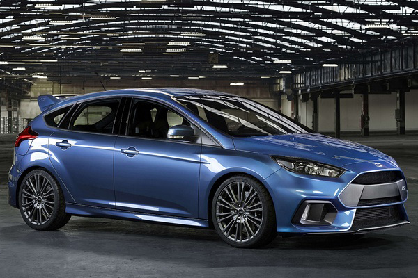 Ford Focus RS 2016 - Фото 4