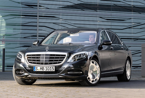 Mercedes-Maybach S-class - Фото 1