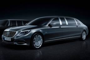 Лимузин Mercedes-Maybach Pullman - Фото 5