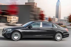 Mercedes-Maybach S-class - Фото 7