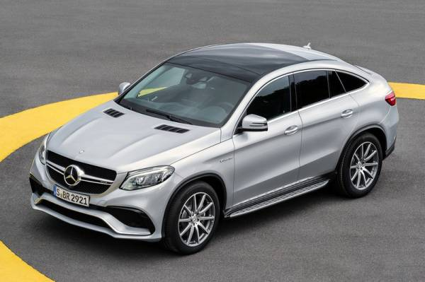 Mercedes-AMG GLE 63 Coupe - Фото 5