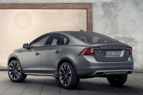 Volvo S60 Cross Country - Фото 5