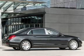 Mercedes-Maybach S-class - Фото 6