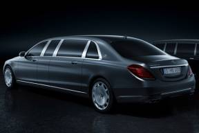 Лимузин Mercedes-Maybach Pullman - Фото 6