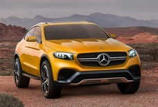 Шанхай 2015: концепт Mercedes-Benz GLC Coupe