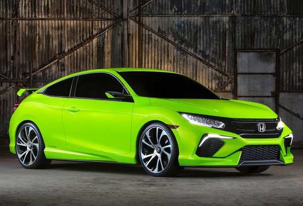 Honda Civic Concept - Фото 1