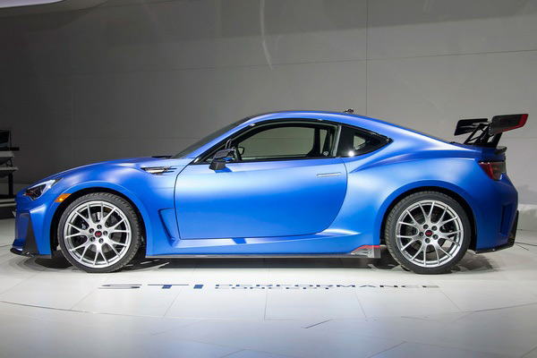 Subaru BRZ STI Performance - Фото 3