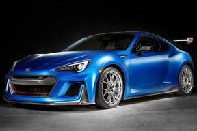 Subaru BRZ STI Performance - Фото 4