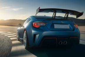 Subaru BRZ STI Performance - Фото 9