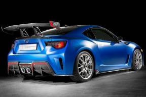 Subaru BRZ STI Performance - Фото 5