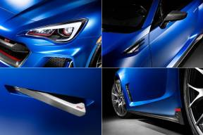 Subaru BRZ STI Performance - Фото 11