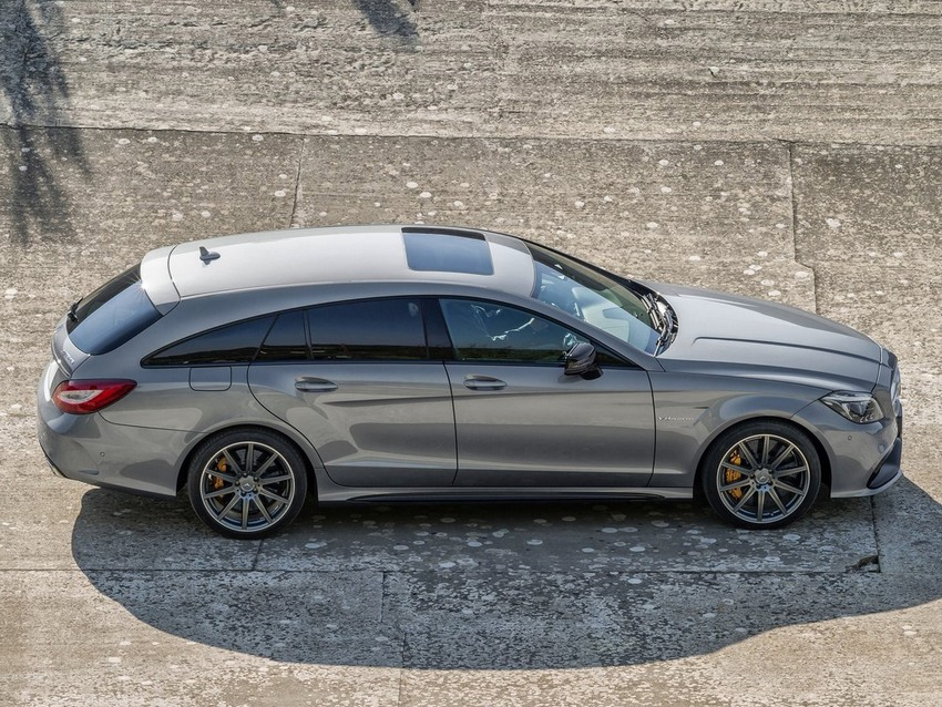 Фото Mercedes-Benz Shooting Brake CLS AMG